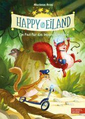 Happy Eiland - Ein Fall für die Inselspürnasen Cover