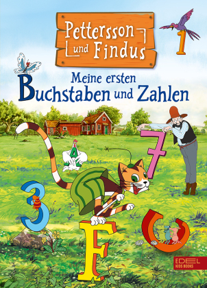 Pettersson und Findus - Meine ersten Buchstaben und Zahlen