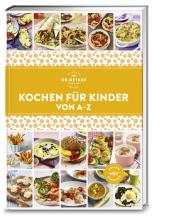 Dr. Oetker Kochen für Kinder von A-Z Cover
