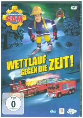 Feuerwehrmann Sam - Wettlauf gegen die Zeit, 1 DVD Cover