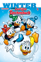 Lustiges Taschenbuch Winter Cover