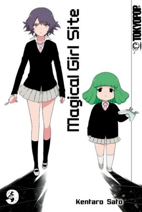 Magical Girl Site - Band 09