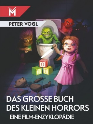 Das große Buch des kleinen Horrors