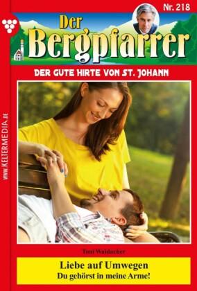 Der Bergpfarrer 218 - Heimatroman