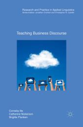 Teaching Business Discourse