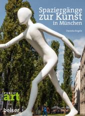 Spaziergänge zur Kunst in München Cover
