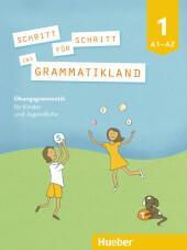 Schritt für Schritt ins Grammatikland Cover