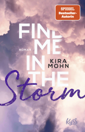 Find me in the Storm Cover