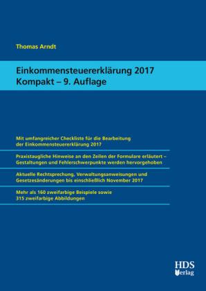Einkommensteuererklärung 2017 Kompakt