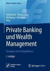 Private Banking und Wealth Management