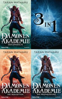 Die Dämonenakademie (3in1-Bundle)