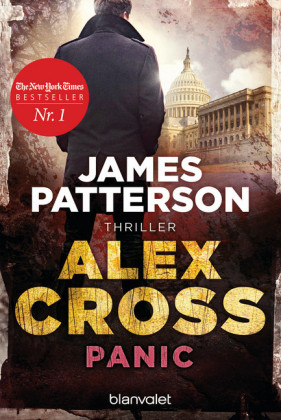 Panic - Alex Cross 23