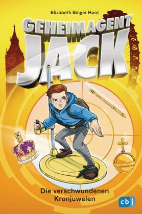 Geheimagent Jack - Die verschwundenen Kronjuwelen