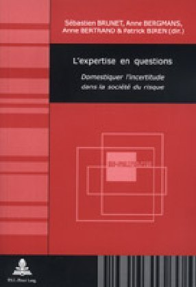 L'expertise en questions