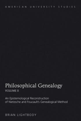 Philosophical Genealogy.  Volume II