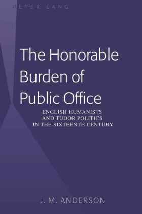 The Honorable Burden of Public Office