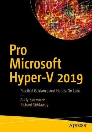 Pro Microsoft Hyper-V 2019