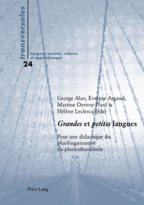 """""""Grandes"""" et """"petites"""" langues"""