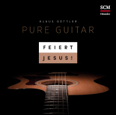 Feiert Jesus! Pure Guitar, 1 Audio-CD