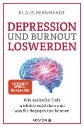 Depression und Burnout loswerden Cover
