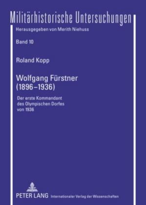 Wolfgang Fürstner (1896-1936)