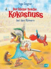 Der kleine Drache Kokosnuss bei den Römern Cover