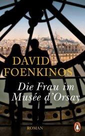 Die Frau im Musée d'Orsay Cover