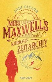Miss Maxwells kurioses Zeitarchiv Cover