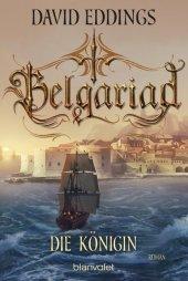 Belgariad - Die Königin Cover