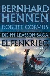 Die Phileasson-Saga - Elfenkrieg Cover