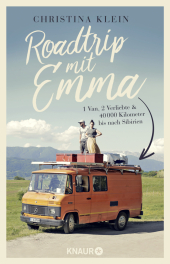 Roadtrip mit Emma Cover
