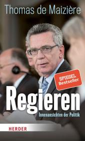 Regieren Cover
