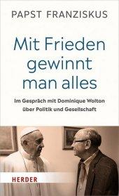 """""""Mit Frieden gewinnt man alles"""" Cover"""