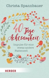 40 Tage Achtsamkeit Cover