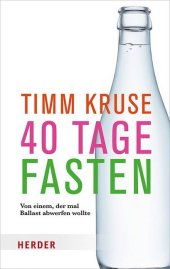 40 Tage fasten Cover
