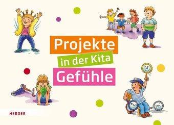 Projekte In Der Kita Gefuhle Regina Bestle Korfer 9783451378904