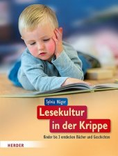 Lesekultur in der Krippe Cover