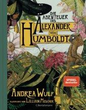 Die Abenteuer des Alexander von Humboldt Cover