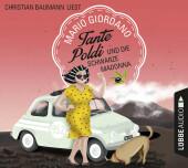 Tante Poldi und die Schwarze Madonna, 6 Audio-CDs Cover