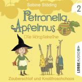 Petronella Apfelmus - Die Hörspielreihe, 1 Audio-CD Cover