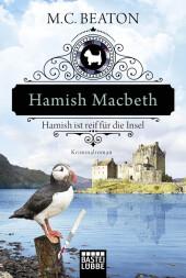 Hamish Macbeth ist reif für die Insel Cover