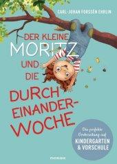 Der kleine Moritz und die Durcheinander-Woche Cover