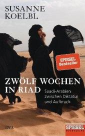 Zwölf Wochen in Riad Cover