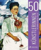 50 Künstlerinnen, die man kennen sollte Cover