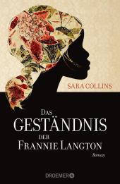 Das Geständnis der Frannie Langton Cover