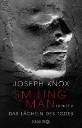 Smiling Man. Das Lächeln des Todes Cover