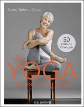 Für Yoga ist es nie zu spät Cover