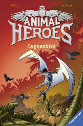 Animal Heroes, Band 5: Leguanbiss