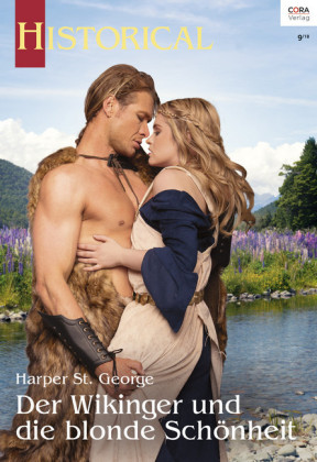Der Wikinger und die blonde Schönheit