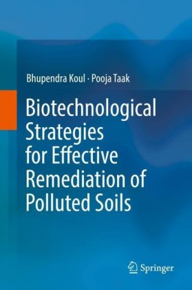 Biotechnological Strategies for Effective Remediation of Polluted Soils